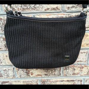The Sak Vintage Crochet Shoulder Crossbody Bag